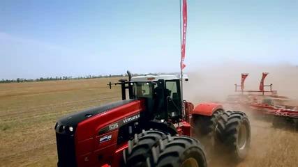 Руски трактор Рекорд интересно