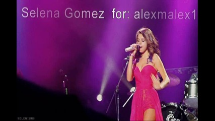 Selena Gomez for: alexmalex1