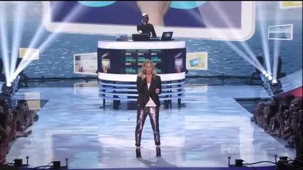 [hd] Teen Choice Awards 2011 (part 1)