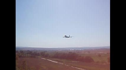 Transaero B747 @ Varna Airport
