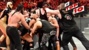 Топ 10 момента от Първична сила: WWE 1.1.2017