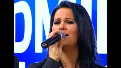 Jana - Evo ja cu - (LIVE) - Sto da ne - (TvDmSat 2009)