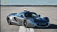 435 км/ч Hennessey Venom Gt победи Bugatti Veyron!
