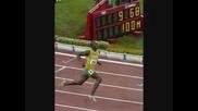 В Чест На Юсеин Болт-Златното Момче На Ямайка!!!