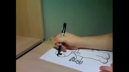 How To Draw Brian From Family Guy
