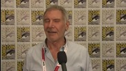 Harrison Ford Is Back With 'Star Wars: The Force Awaken' At Comic-Con