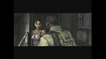 Youtube - Resident Evil 5 Walkthrough Part 21 - Irvings Boat Fireworks