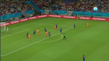 Кот д'Ивоар победи Япония с 2:1