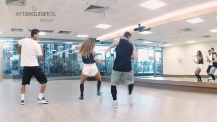Chantaje - Shakira ft. Maluma - Хореография - Fitdance Life