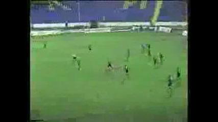 Левски - Апоел 3 - 0