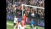 Пол Скоулс се прави на Казийски - Смях 21.03 ! Фулъм - Манчестър Юнайтед 2:0