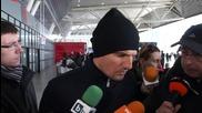Йовов: Вървим в правилна посока, Левски ще е готов за първенството