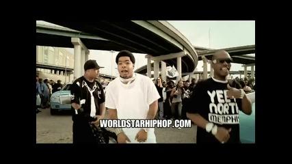 Three 6 Mafia Ft. Webbie - Lil Freak (official Music Video)