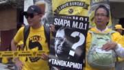 Malaysia: Thousands demand PM Najib Razak's resignation in Kuala Lumpur