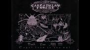 Carpathian Forest - Evil Egocentrical Existencialism