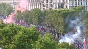 France: Parisians on fire after Les Bleus claim World Cup