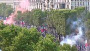 France: Parisians on fire after Les Bleus claim World Cup