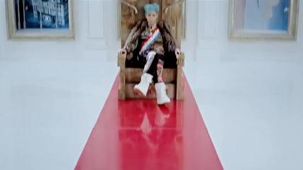 Видеоклип-bigbang - Fantastic Baby(bumshakalaka)