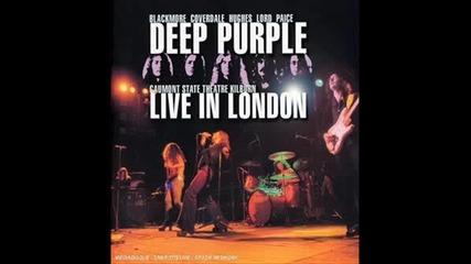 Deep Purple  Live In London - Smoke On The Water (live)