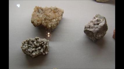 """геоложка експозиция """"каменна дъга"""""""
