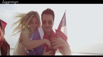 Afrojack ft. Luis Fonsi - Wave Your Flag