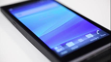 Sony Xperia S (премиера)
