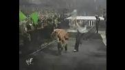 Jeff Hardy Vs. Rob Van Dam Wcw Invasion !