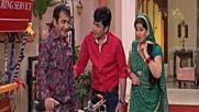 Съседке, вкъщи ли си? - еп.89 (rus audio - Bhabi ji ghar par hai 2015)