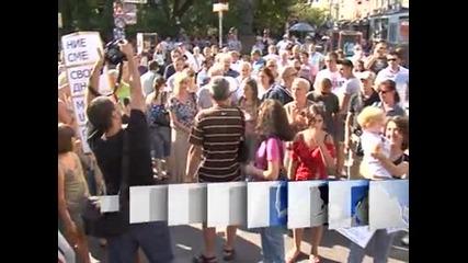 Фандъкова е готова на компромис с протестиращите срещу новите правила за Синя и Зелена зони