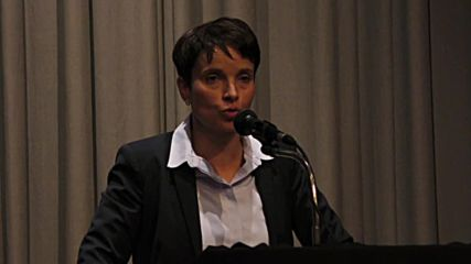 Germany: 'We don't want Sharia to enter Germany furtively' - AfD's Petry