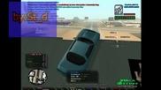 Gta San Andreas - Multyplayer - Gameplay