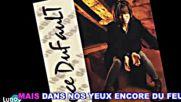 Luce Dufault - Ce qu il reste de nous Lyrics video