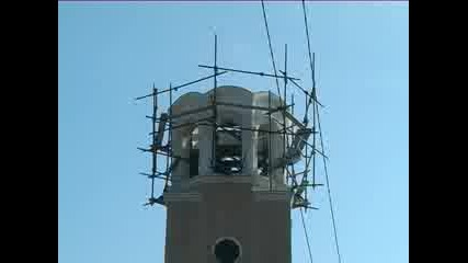 Поставят Златния Купол На свети Илия