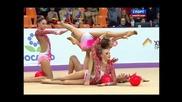 Ансамбъл Русия девойки - 5 топки 2015