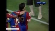Барселона - Еспаньол 2:1 Лео Меси Гол