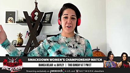 Bayley is taking WrestleMania frustrations out on Bianca Belair: WWE's The Bump, May 12, 2021