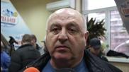 Венци Стефанов: Пожелавам си да не се падаме с Левски до финала