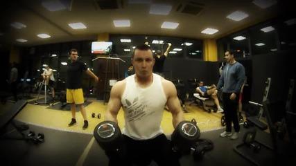 Boom Team - Тренировка за гърди с Искрен Михайлов