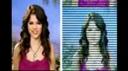 ...: Miley & Selena;;;she can get it :
