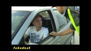 Полицаят с гатанките ( смях )