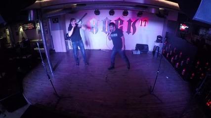 27.01.2015 - Kamen & Joro - Vanilla Ice - Ice, Ice Baby