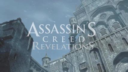 Assassins Creed Revelations - Gameplay Trailer [uk]