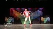 Този танцьор взриви публиката с танца си