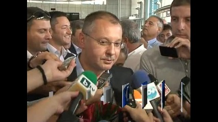 Станишев: Моето избиране начело на ПЕС е признание за БСП и България