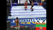 Wwe 12 gameplay 1