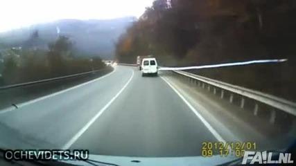 Компилация катастрофи с коли 2