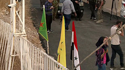 Syria: Kobane quiet as Turkish ceasefire enters first day