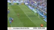 """""""Атлетико"""" затвърди първото си място с победа 2:0 над """"Хетафе"""""""