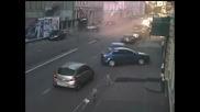 Лудак по руските улици с Nissangtr