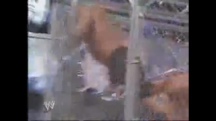 Brock lesnar vs Vince Mcmahon Steel Cage